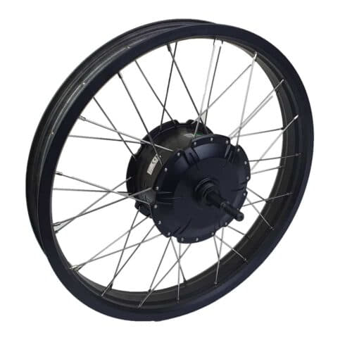 20 inch 48V1000W Bafang G062 Screw Freewheel Electric Fat Bike Motor Kit Open Size 175mm