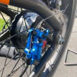 Cable Actuated Hydraulic Brakes photo review