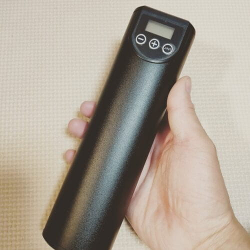 Rechargeable Bicycle Air Compressor photo review