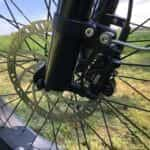 eBike Hydraulic Brakes - 2 pin (Assembly Required) photo review