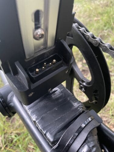 DATEx2 Parallel Battery Adapter photo review