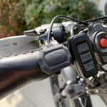 Loud 125dB eBike Horn and Alarm with remote control photo review